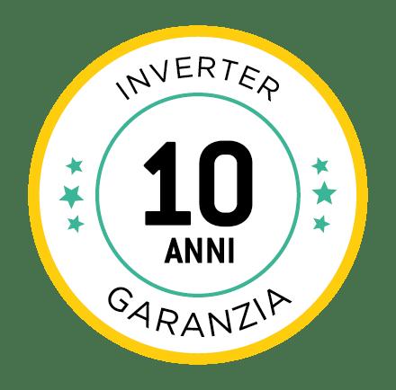 garanzia inverter