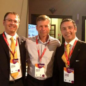 Antonio Rainone, Massimo Casullo e Carl Drexler