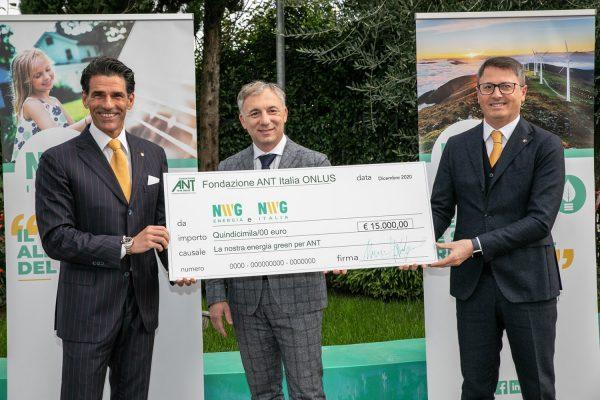 NWG Italia e NWG Energia insieme ad ANT