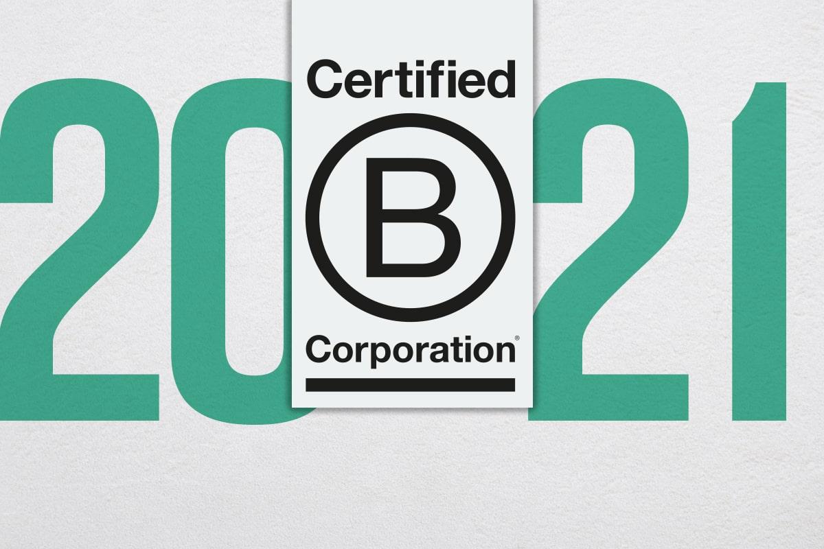 b corp 2021